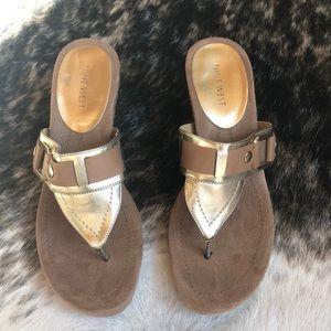 NWOB- Nine West Sandals